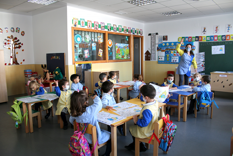Educación infantil foto